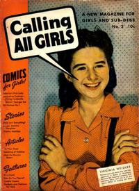 Cover Thumbnail for Calling All Girls (Parents' Magazine Press, 1941 series) #2