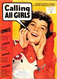 Cover Thumbnail for Calling All Girls (Parents' Magazine Press, 1941 series) #4