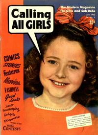 Cover Thumbnail for Calling All Girls (Parents' Magazine Press, 1941 series) #7