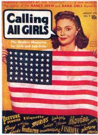 Cover Thumbnail for Calling All Girls (Parents' Magazine Press, 1941 series) #9
