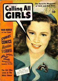 Cover Thumbnail for Calling All Girls (Parents' Magazine Press, 1941 series) #11