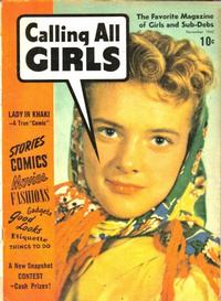 Cover Thumbnail for Calling All Girls (Parents' Magazine Press, 1941 series) #12