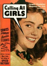 Cover Thumbnail for Calling All Girls (Parents' Magazine Press, 1941 series) #13