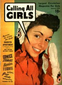 Cover Thumbnail for Calling All Girls (Parents' Magazine Press, 1941 series) #v3#1 [14]