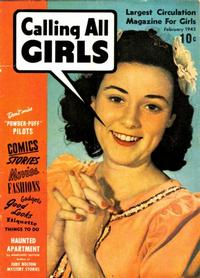 Cover Thumbnail for Calling All Girls (Parents' Magazine Press, 1941 series) #v3#2 [15]