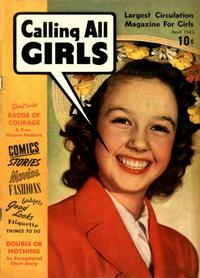 Cover Thumbnail for Calling All Girls (Parents' Magazine Press, 1941 series) #v3#4 [17]