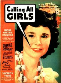 Cover Thumbnail for Calling All Girls (Parents' Magazine Press, 1941 series) #v3#19 [19]