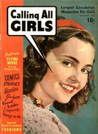 Cover Thumbnail for Calling All Girls (Parents' Magazine Press, 1941 series) #21