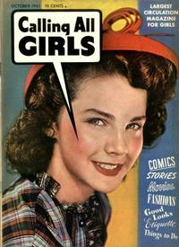 Cover Thumbnail for Calling All Girls (Parents' Magazine Press, 1941 series) #22