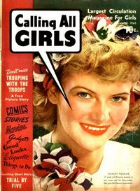 Cover Thumbnail for Calling All Girls (Parents' Magazine Press, 1941 series) #23