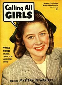 Cover Thumbnail for Calling All Girls (Parents' Magazine Press, 1941 series) #27