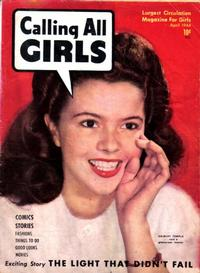 Cover Thumbnail for Calling All Girls (Parents' Magazine Press, 1941 series) #28