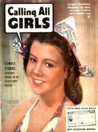 Cover Thumbnail for Calling All Girls (Parents' Magazine Press, 1941 series) #31