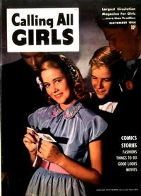 Cover Thumbnail for Calling All Girls (Parents' Magazine Press, 1941 series) #34