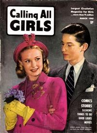 Cover Thumbnail for Calling All Girls (Parents' Magazine Press, 1941 series) #37