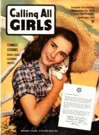 Cover Thumbnail for Calling All Girls (Parents' Magazine Press, 1941 series) #40
