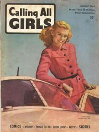 Cover Thumbnail for Calling All Girls (Parents' Magazine Press, 1941 series) #41