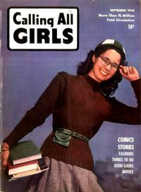 Cover Thumbnail for Calling All Girls (Parents' Magazine Press, 1941 series) #42