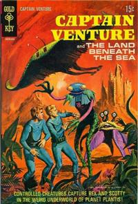 Cover Thumbnail for Captain Venture and the Land Beneath the Sea (Western, 1968 series) #2