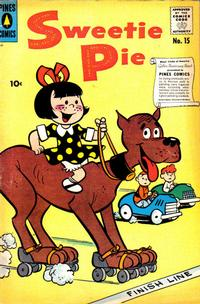 Cover Thumbnail for Sweetie Pie (Pines, 1957 series) #15