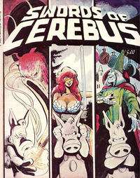 Cover Thumbnail for Swords of Cerebus (Aardvark-Vanaheim, 1981 series) #1