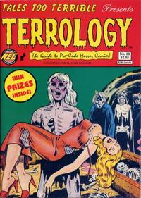 Cover Thumbnail for Terrology (New England Comics, 1993 series) #10