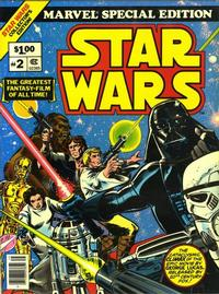Cover Thumbnail for Marvel Special Edition Featuring Star Wars (Marvel, 1977 series) #2