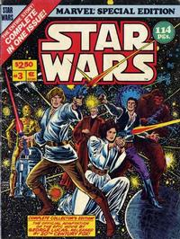 Cover Thumbnail for Marvel Special Edition Featuring Star Wars (Marvel, 1977 series) #3