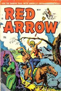 Cover Thumbnail for Red Arrow (P.L. Publishing, 1951 series) #1