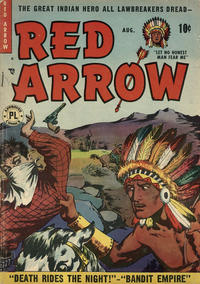 Cover Thumbnail for Red Arrow (P.L. Publishing, 1951 series) #2