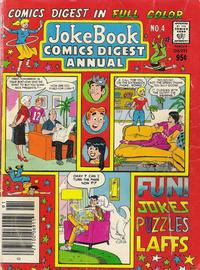Cover Thumbnail for Jokebook Comics Digest Annual (Archie, 1977 series) #4