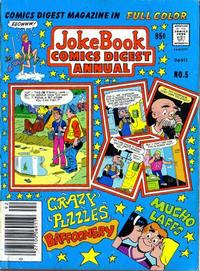 Cover Thumbnail for Jokebook Comics Digest Annual (Archie, 1977 series) #5