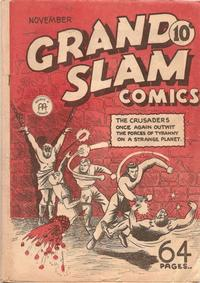 Cover Thumbnail for Grand Slam Comics (Anglo-American Publishing Company Limited, 1941 series) #v1#12 [12]
