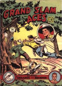 Cover Thumbnail for Grand Slam Three Aces Comics (Anglo-American Publishing Company Limited, 1945 series) #44