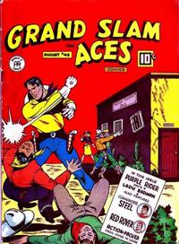 Cover Thumbnail for Grand Slam Three Aces Comics (Anglo-American Publishing Company Limited, 1945 series) #45
