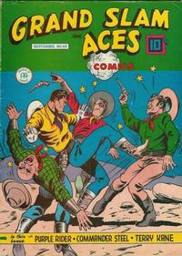 Cover Thumbnail for Grand Slam Three Aces Comics (Anglo-American Publishing Company Limited, 1945 series) #46