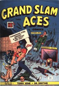 Cover Thumbnail for Grand Slam Three Aces Comics (Anglo-American Publishing Company Limited, 1945 series) #47
