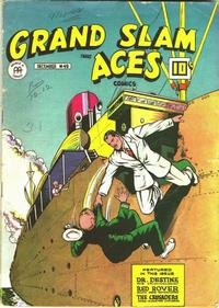Cover Thumbnail for Grand Slam Three Aces Comics (Anglo-American Publishing Company Limited, 1945 series) #49