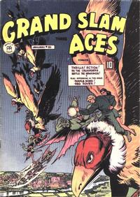 Cover Thumbnail for Grand Slam Three Aces Comics (Anglo-American Publishing Company Limited, 1945 series) #50