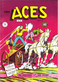 Cover Thumbnail for Three Aces Comics (Anglo-American Publishing Company Limited, 1941 series) #53