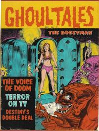 Cover Thumbnail for Ghoul Tales (Stanley Morse, 1970 series) #1