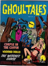 Cover Thumbnail for Ghoul Tales (Stanley Morse, 1970 series) #3