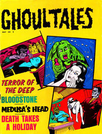 Cover Thumbnail for Ghoul Tales (Stanley Morse, 1970 series) #4