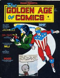Cover Thumbnail for Golden Age of Comics (New Media Publishing, 1982 series) #4