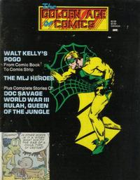 Cover Thumbnail for Golden Age of Comics (New Media Publishing, 1982 series) #8 [7]