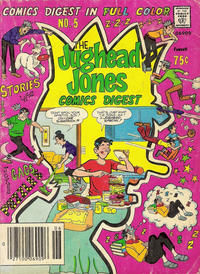 Cover Thumbnail for The Jughead Jones Comics Digest (Archie, 1977 series) #5