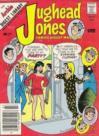 Cover Thumbnail for The Jughead Jones Comics Digest (Archie, 1977 series) #27