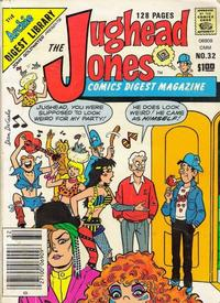 Cover Thumbnail for The Jughead Jones Comics Digest (Archie, 1977 series) #32
