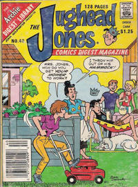 Cover Thumbnail for The Jughead Jones Comics Digest (Archie, 1977 series) #40