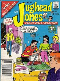 Cover Thumbnail for The Jughead Jones Comics Digest (Archie, 1977 series) #45